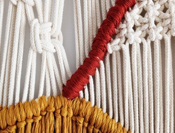 Workshop Macramé com Barbudo Aborrecido